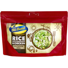 Bla Band Outdoor Meal 430g Asparagus and Chicken